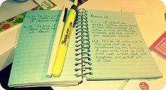 How to Set up a Prayer Journal