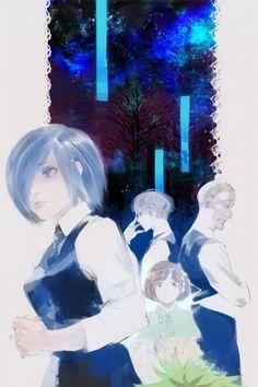 Sui Ishida - Tokyo Ghoul 1