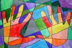 hands drawing activity - Google Search