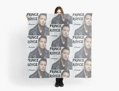 #PrinceRoyce #prince #Royce #music #latinsinger #latinmusic #scarf #fashion #clothing #PrinceRoyceMerchandise #fashionscarf #leggings #onesie #kidsclothing