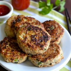 rp_Thai-Chicken-Patties-with-Sweet-Chili-Sauce.jpg featured in Adrian's Kitchen pearlislandbooks.com