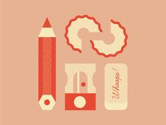 Pencil by Aaron Eiland #icons