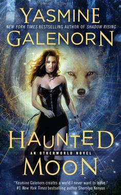 Cover Envy: Haunted Moon by Yasmine Galenorn
