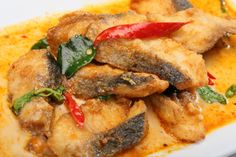 JOHN DORY COOKED SOUS VIDE - Looking to liven up your fish dishes? Firm fish like john dory enjoy the eastern flavours of Thai spice and this recipe is a real stunner.