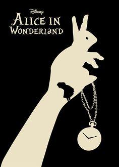 Alice in Wonderland - Poster series 3 Alice In Wonderland Illustrations, Alice In Wonderland Book, Adventures In Wonderland, Wonderland Party, Play Poster, Movie Poster Art, Poster Series, Series 3, Mad Hatter Costumes