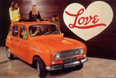 Renault 4 ad