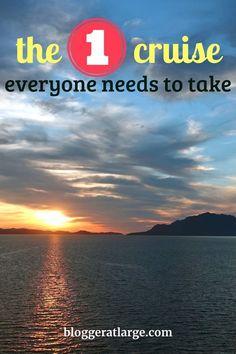 Why this is the one cruise you should take! #alaska #cruise #travel #bloggeratlarge #luxurytravel