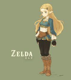 The Legend Of Zelda, Legend Of Zelda Breath, Ben Drowned, Princesa Zelda, Nintendo Princess, Botw Zelda, Video Game Art, Video Games, Link Zelda