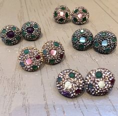 these beauties glimmer so brightly . . . perfect for FESTIVAL TIME!