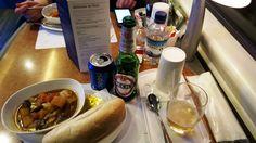 Virgin Trains Ticket in First Class Coach Meal! #TravelVirgin #RailTravel #uktrains