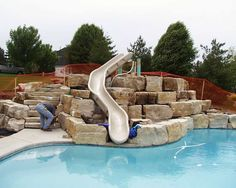 Discount Above Ground Pools Inground Swimming Pools Pool Slides