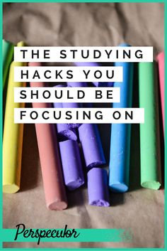 Don't waste your time with studying techniques that don't really work. Make the most of your study time with these tried-and-tested studying hacks!