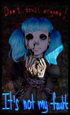 Sally Face - Don't trust anyone! by Ksyushab210