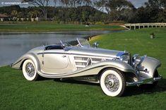 1937 Mercedes-Benz 540K Imagen