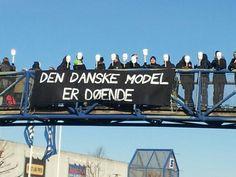Den danske model er døende.  Huge protest occurs in Denmark for more than 50 days now.  More info on www.ei-ie.org or http://www.dlf.org/