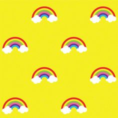 Rainbows Temporary Wallpaper