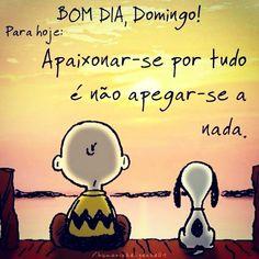 #bom dia #goodmorning #picoftheday #domingo #CharlieBrown #snoopy #peanuts by ascoisasboasdavida
