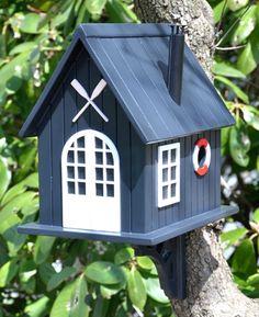 Lake House Bird House