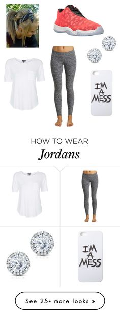 """Chill"" by rivers-ar on Polyvore featuring Topshop, Beyond Yoga, NIKE, LAUREN MOSHI and Kobelli"