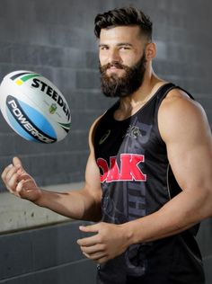 Josh Mansour of the Panthers