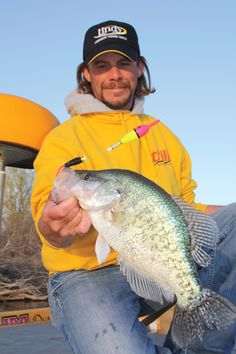 Never Fail Panfish Patterns - In-Fisherman