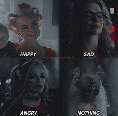 Arlequina Margot Robbie, Margot Robbie Harley Quinn, Harley And Joker Love, Harley Quinn Comic, Psycho Quotes, Joker Quotes, Harley Quinn Drawing, Psycho Girl, Harely Quinn