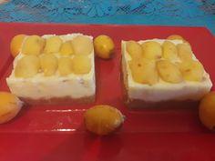 tarta de queso y nispolas en thermomix  hay que comer fruta de temporada y que mejor que en mezclarl...