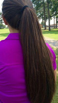 Long Silky Hair, Long Dark Hair, Super Long Hair, Long Hair Ponytail, Long Ponytails, Open Hairstyles, Ponytail Hairstyles, Beautiful Long Hair, Gorgeous Hair