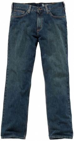 857d87fc5ea Lækre jeans fra Carhartt Workwear - Arbejdsjeans Relaxed Straigh