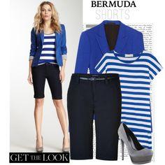 Get the Look: Bermuda Shorts