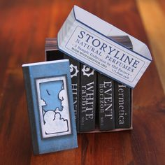 Try all of our Storyline Artisan Perfume scents. This perfume sampler contains five 1/5 dram samples to help you decide which Old Factory scent is for you.