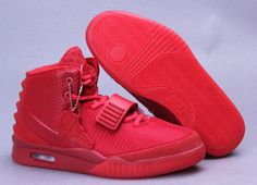e70a919d4e4ec Not a huge Nike guy but the Air Yeezy 2 Red Octobers are crazy. Buy