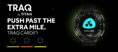 Titan TraQ Cardio smartwatch features a transflective display which is ideal for outdoor training. Tab to read its detailed review with specifications. Heart Rate Zones, Gadget News, Weather Update, Display Resolution, Sweat Proof, Fitness Tracker, Smart Watch, Cardio, Smartwatch