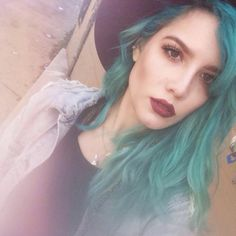 ashley frangipane // halsey