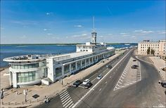 Riverside terminal