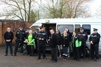 Sussex Police has donated a retired police van to local Rother charity Entertainment Workshops. News Stories, Charity, Acting, Police, Workshop, Van, Entertainment, Shit Happens, Atelier