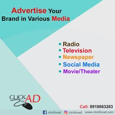 Top & Best Advertising Agency in Hyderabad Offers Newspaper Advertising Services, Radio Advertising Services, TV Advertising Services, Socialmedia Advertising Services, Cinema Advertising Services in Various Languages. Radio Advertising, Advertising Industry, Advertising Services, Movie Theater, Theatre, Newspaper Advertisement, Social Media Ad, Display Ads, Tv Ads