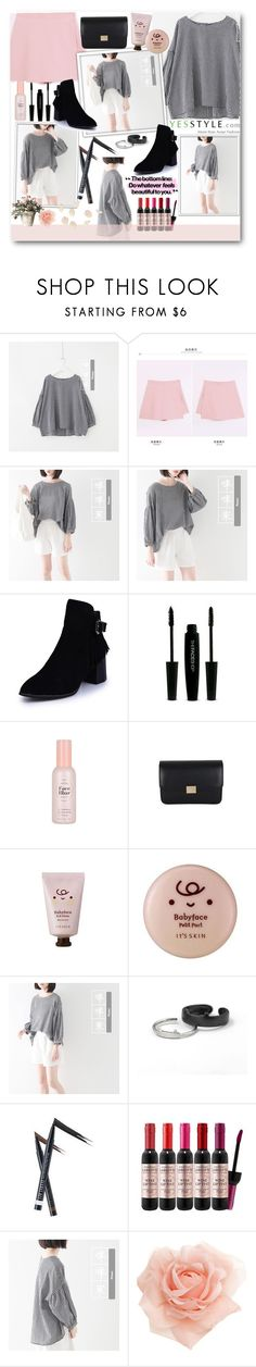 """""""GINGHAM"""" by deartiff ❤ liked on Polyvore featuring Meimei, LITI, The Face Shop, Etude House, DaBaGirl and Monsoon"""