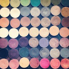 Makeup Geek Eyeshadows.