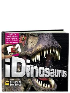 The first AR book with a free app, compatible with iPad/Phone and the Android - watch dinosaurs leap from the page and take over! Walking With Dinosaurs, Ar Technology, Android Watch, Best Gifts For Men, Augmented Reality, Nonfiction Books, How To Take Photos, Childrens Books, Free Apps
