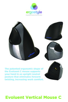 The patented ergonomic shape of the Evoluent C vertical mouse supports your hand in an upright neutral posture that eliminates forearm twisting, increasing work comfort as well as relieving wrist pain according to its users. Wrist Pain, Ergonomic Mouse, Neutral, Shape