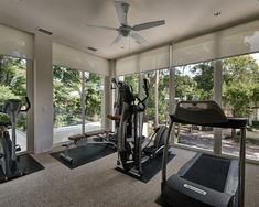 Home Gym Design, Pictures, Remodel, Decor and Ideas - page 4