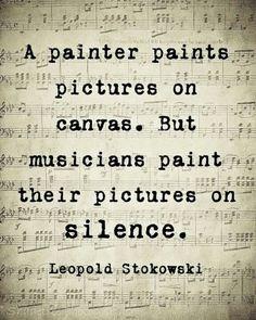 I am a musician.