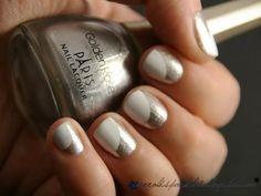 Stylish Boho Chic Wedding Nails Ideas