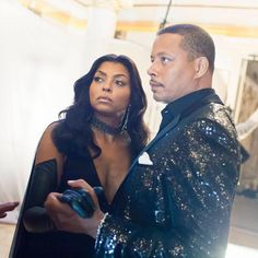 are cookie and lucious together in real life