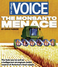 Smart Health Talk Most Important Read: The Monsanto Menace.  If you want to know the true story behind GMOs in one article, here you go. This article will leave you up to speed on the whole truth from start to finish. Dr. Charles Benbrook is included in the article. He headed up the Organic Center and published first research to prove organic has more nutrition. He shared important info during interview with us.  http://www.smarthealthtalk.com/dr-benbrook-interview.html