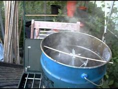 Homemade fish smoker for less than £1 Part 5