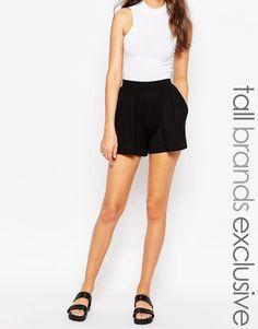 TTYA - Short de sport en jersey chez ASOS shoping tenuedujour lookdujour  mode femme ete achat a23be54b595