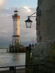 Lake Constance Lighthouse