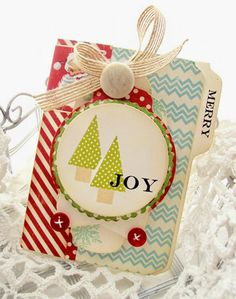 Card by Andrea Budjack  #cards #lilybee #lilybeedesign #Christmas